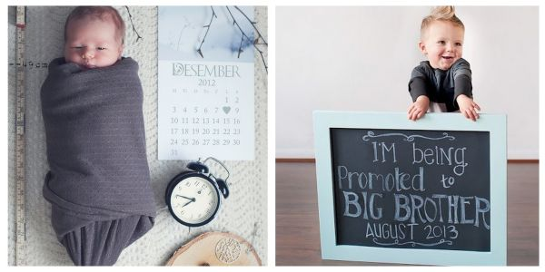Inspired by Our Favorite Pins Instagrams Inspired By This – Pinterest Birth Announcement