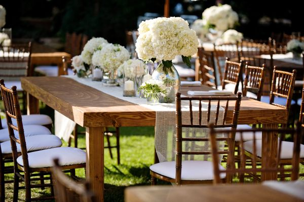 Classic Black And White Malibu Wedding Inspired By This