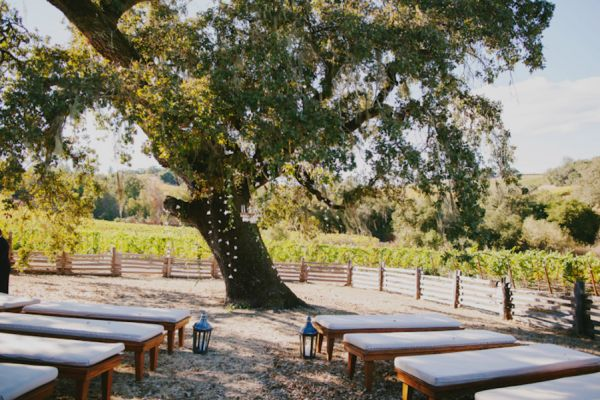 Intimate Vineyard Wedding - Inspired By This