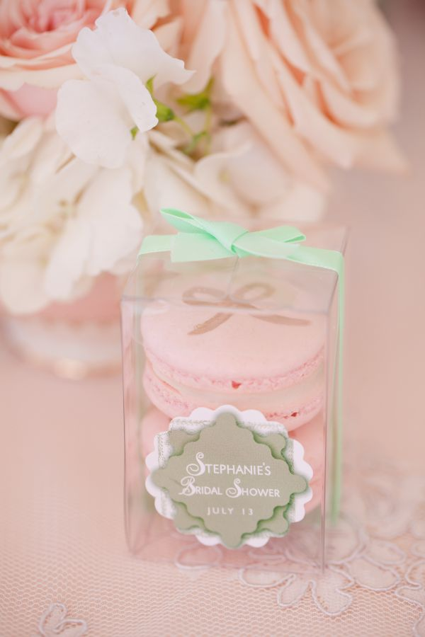 Pink Vintage Tea Party Bridal Shower By Chris Kristen Photography