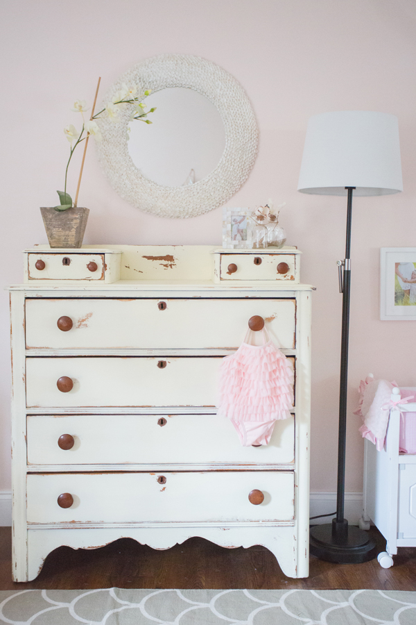 Girly Sea Inspired Nursery By Vitalic Photo Inspired By This