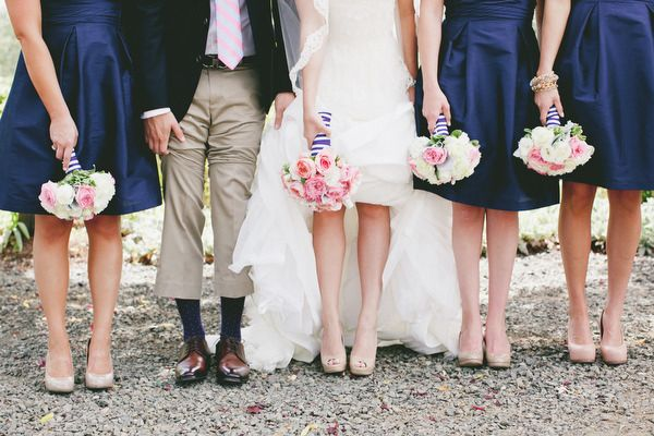 Preppy Vineyard Wedding by onelove photography - Inspired By This
