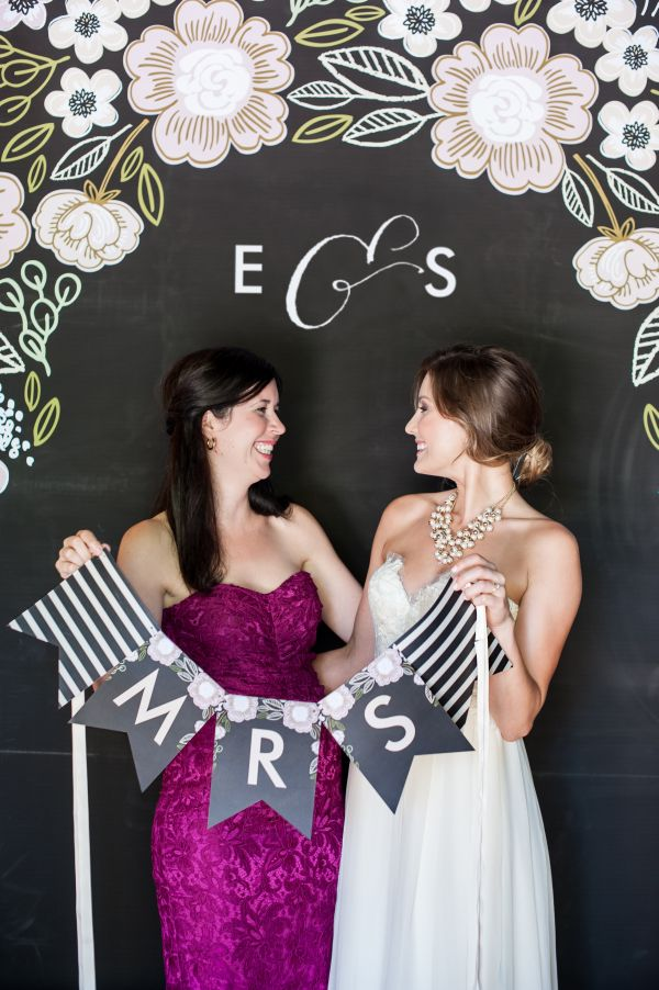 Wedding Reception Photo Booth Wedding Decor Ideas