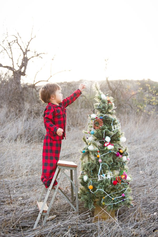 Family Christmas By Kylie Chevalier Photography Inspired