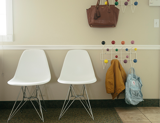 Freshly Picked moccasins office // kids shoes