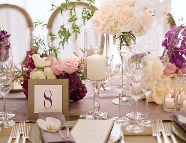 Rustic Purple Wedding by Mindy Weiss (4)