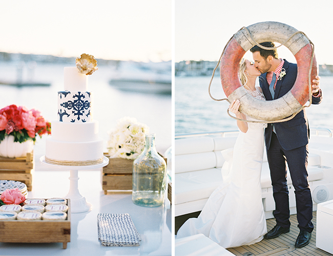 Nautical Wedding Shoot for Destination I Do Magazine