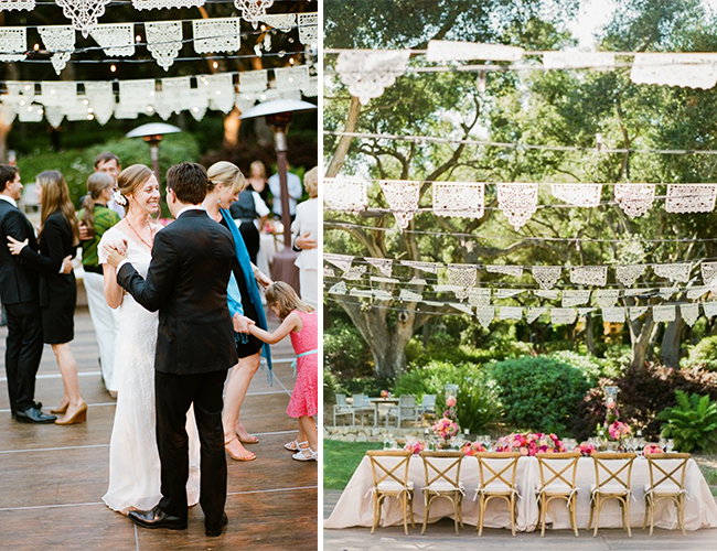 Outdoor Fiesta Style Wedding