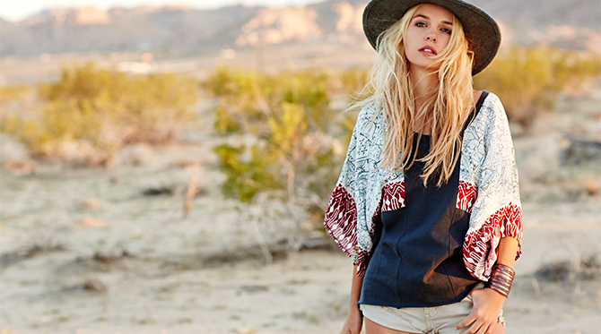 Spring Fashion from Free People