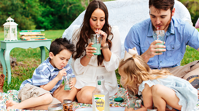 Summertime Family Picnic