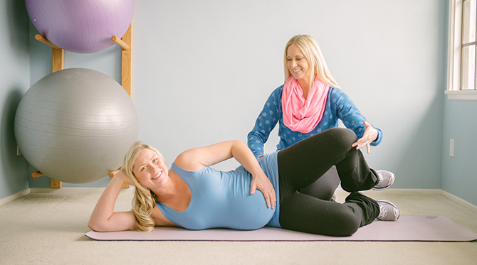 3 Prenatal Exercises That Are Safe for Baby and Mom