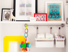 Colorful Nursery Inspiration