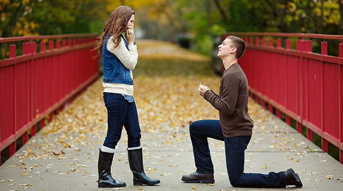 Photoshoot Proposal from How He Asked