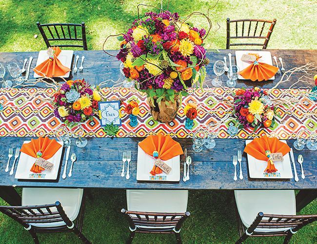 Cinco de Mayo Inspired Wedding Ideas - Inspired By This