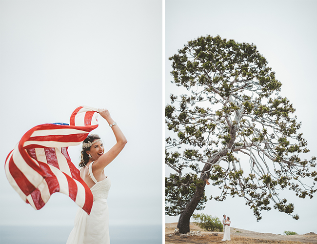 Patriotic Beach Shoot
