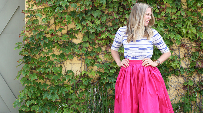 Party Skirts: Bel and Beau