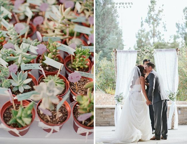 Romantic Pastel Wedding