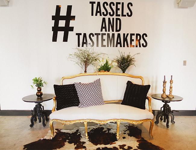 Tassels and Tastemakers 2014
