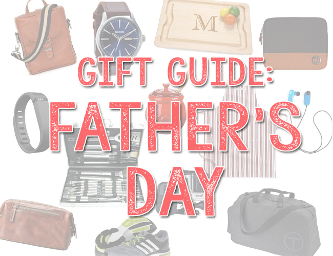 Gift Guide: Father's Day 2014