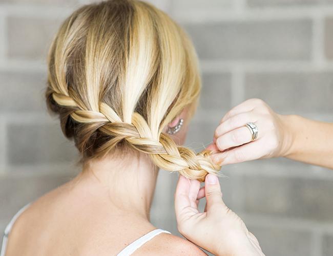 Hair DIY: Side Bun