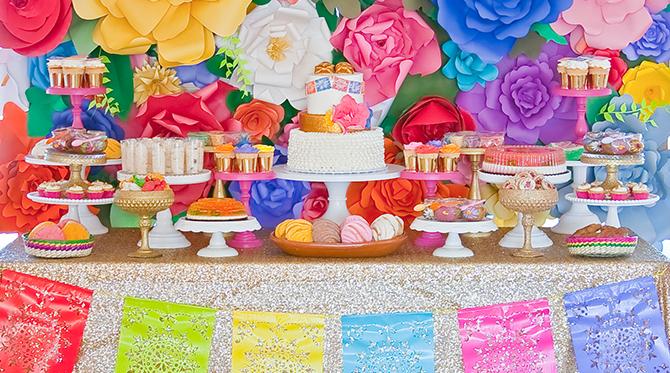 Fiesta Themed Baby Shower