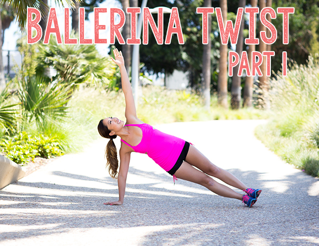 7 Moves to Bikini Abs from Blogilates