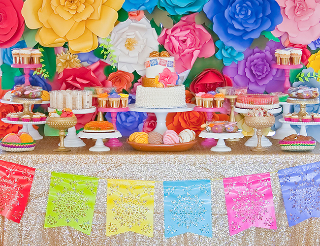 Fiesta Themed Baby Shower ...