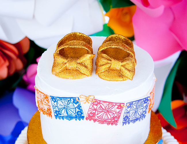 Ideas Baby Shower Mexicano.Fiesta Themed Baby Shower Inspired By This