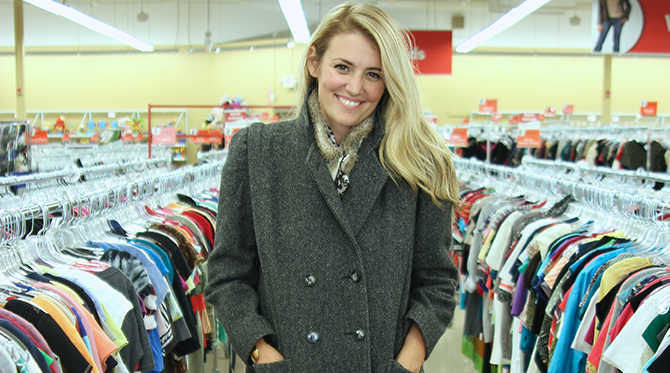 Thrift Shopping Successfully with Karla Reed - Style Blog
