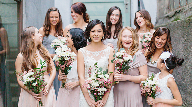 Portland Loft Wedding
