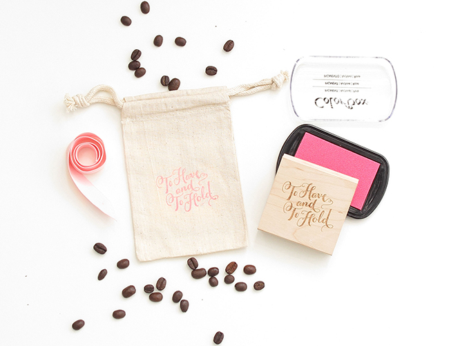 Wedding Favor by Blue Magpie