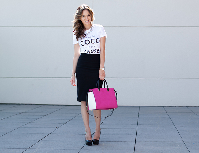 How to Dress Up Your Favorite Tee