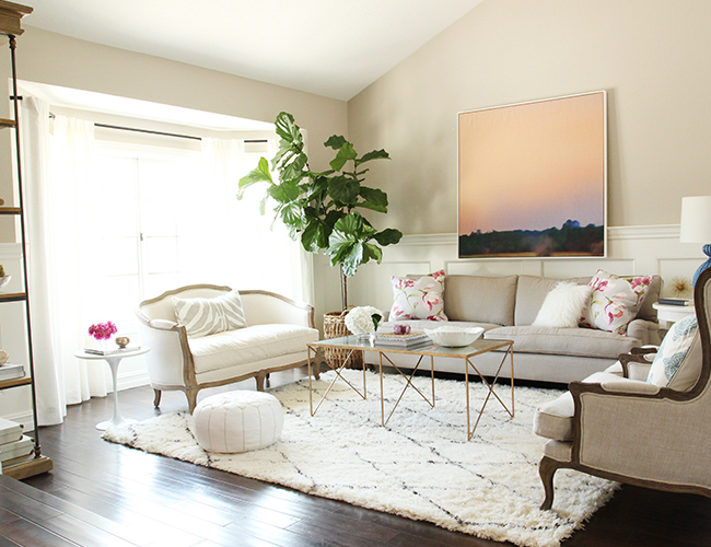 How To Style A Coffee Table how to style a coffee table with studio mcgee - inspiredthis
