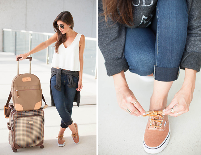 How to Travel Fashionably