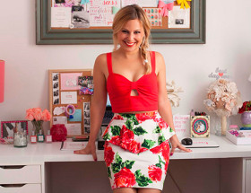 Meet Sara Ricklen from Pretty Please Polish - Business Blog