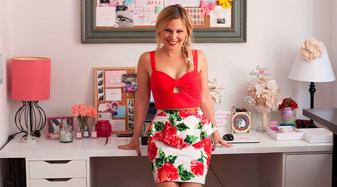 Meet Sara Ricklen from Pretty Please Polish - Business Blog