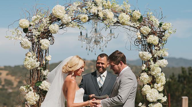 Rustic Glam Estate Wedding - Wedding Blog