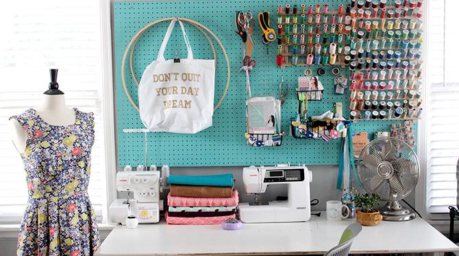 The Basics of Sewing with Sew Caroline - Lifestyle Blog