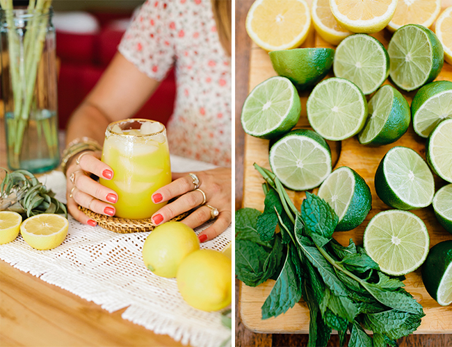 End of Summer Cocktail Soiree - Lifestyle Blog