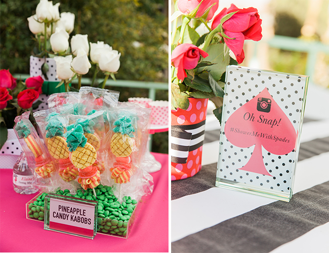 Kate Spade Inspired Bridal Shower - Wedding Blog