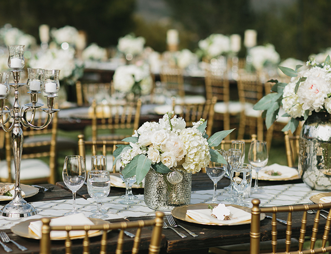 Rustic Glam Estate Wedding - Wedding Blog