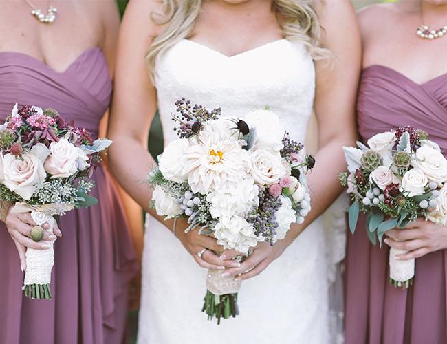 Fall Wedding at Strawberry Farms from Brandon Kidd - Wedding Blog
