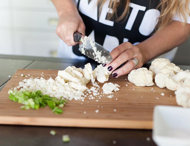 Garden Fresh Chicken Bake from Jenna's Kitchen - Lifestyle Blog