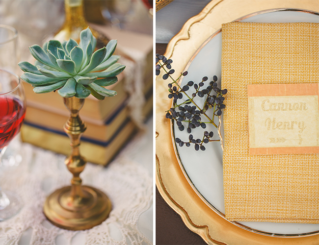Fall Elopement Inspiration - Wedding Blog
