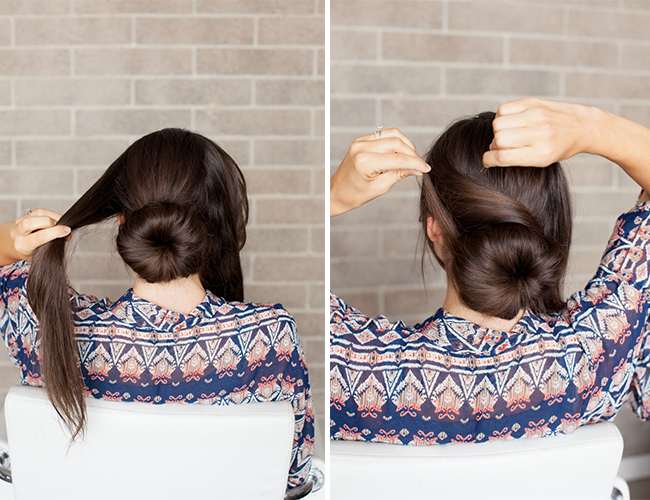 Sock Bun 20 Inspired By This