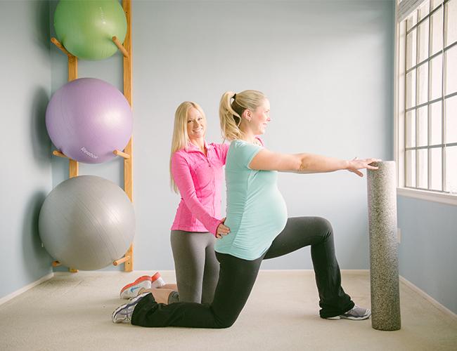 Prenatal Exercises