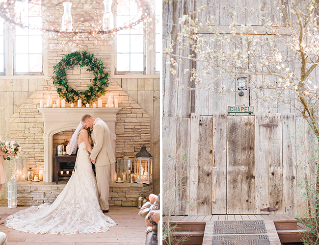 Winter Barn Wedding