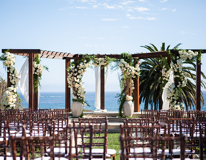 Bacara Resort Wedding