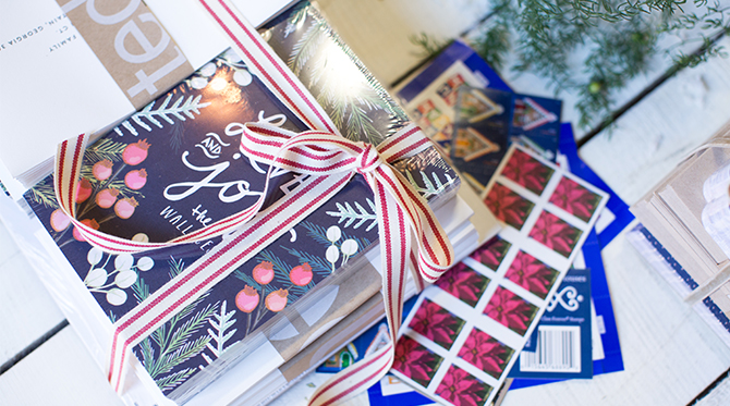 Holiday Cards from Minted Stationery