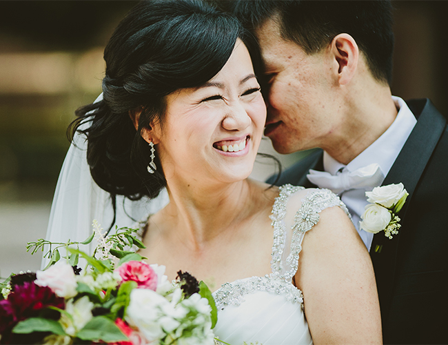 Contemporary Chinese Wedding